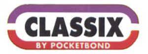 """Pocketbond """"Classix"""""""