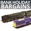 Spring Bank Holiday Bargains