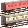 Dapol N Gauge GWR B-Set Coaches - Project Updates