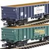 Dapol N Gauge MJA Wagons - Project Updates