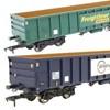 Dapol OO Gauge MJA Wagons - Project Updates