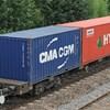FEA Intermodal Wagon Profile