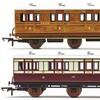 Hornby OO Gauge 4 & 6 Wheel Coaches - Project Updates