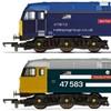 Hornby OO Gauge Class 47 - Project Updates