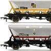 Hornby OO Gauge HAA & HFA Hopper Wagons - Project Updates