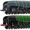 Hornby OO Gauge Class W1 'Hush Hush' 4-6-4 - Project Updates