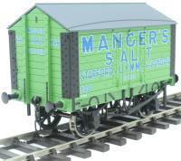 Dapol 7F-018-011 4-wheel Salt van - 'Mangers Salt' - 148
