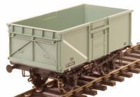 Dapol 7F-030-010 16 ton steel mineral wagon Dia. 1/108 B74562 in BR light grey