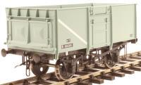 Dapol 7F-030-053 16 ton steel mineral wagon Dia. 1/109 B102351 in BR light grey