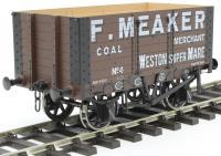 "Dapol 7F-072-005 7 plank open wagon ""F Meaker"""