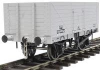 Dapol 7F-080-033 8 plank open wagon in BR grey - P308260