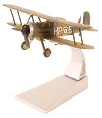 Corgi Collectables AA36212 Gloster Gladiator Mk.II N2308 HP-B, RAF No.247 Squadron, Battle of Britain.