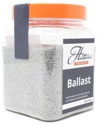 Hattons Constructor H-BAL-003C Grey Ballast - Coarse - 400g