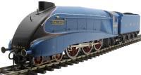 "Heljan H7-A4-002 Class A4 4-6-2 4468 ""Mallard"" in LNER Garter blue with streamlined non-corridor tender - ""Record Breaker"""