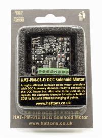 Hattons Essentials HAT-PM-01D Digital Solenoid Point Motor