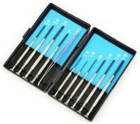 Hattons Essentials HE-Screw-Dvr Model Railway screwdriver set including small tweezers
