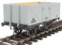 Dapol LHT-F-071-001 7 plank open wagon in BR grey