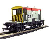 BR standard 20 ton brake van