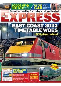 Mortons Media RailExpress2110 Rail Express magazine - October 2021