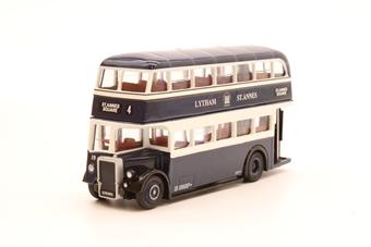 "15907-PO08 Leyland PD1 Highbridge - ""Lytham St Anne's"" - Pre-owned - Fair box"