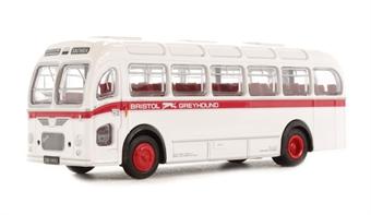"""16229 Bristol MW coach """"Bristol Greyhound"""""""