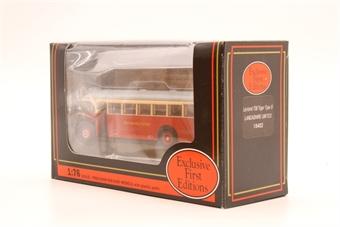 "18402-PO33 Leyland Tiger TS8 -Type B - ""Lancashire United"" - Pre-owned - Good box"