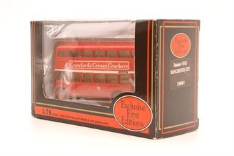 "19801-PO27 Daimler CVG6 - ""Manchester Corporation"" - Pre-owned - Good box"