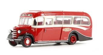 """20138 Bedford OB coach """"British Railways"""""""