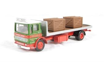 21605 Albion Ergo 2 axle Flatbed 'Harris & Miners'