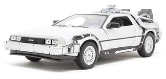 22443W DMC DeLorean time machine - Back to the Future 1