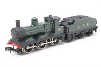 2460UM GWR Class 2301 Deans Goods 0-6-0 2460 in GWR Green