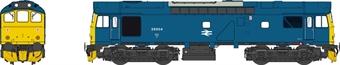 2546 Class 25/9 25904 in BR blue