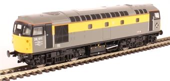 2657 Class 26/0 26011 in BR civil engineers 'Dutch'