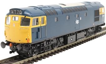 2732 Class 27 5357 in BR blue