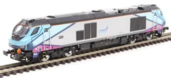 "2D-022-009 Class 68 68019 ""Brutus"" in TransPennine Express livery"