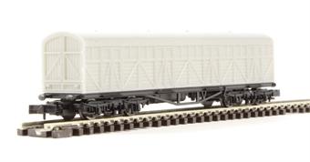 2F-023-000 Siphon H milk wagon - unpainted