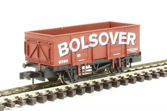 "2F-038-013 20 Ton steel mineral wagon ""Bolsover"""