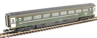2P-005-340 Mk3 TSO second open 42300 in GWR green