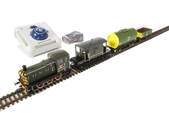 30-130 Military Manoeuvres train set