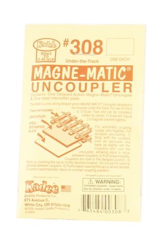 308KADEE Under-the-track Uncoupler