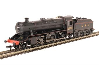 31-690 Class 5P4F Stanier Mogul 2-6-0 2965 in LMS lined black