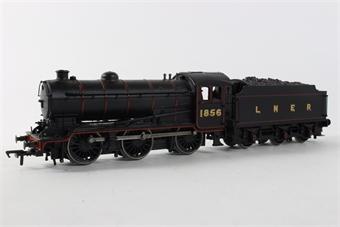 31-855 Class J39 0-6-0 1856 in LNER Black Livery