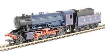 "32-250A WD Austerity 2-8-0 79250 ""Major-General Mc Mullen"" in Longmoor Military Railway blue"