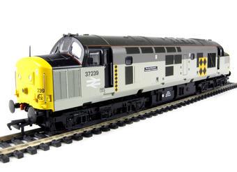 32-780 Class 37/0 37239 'The Coal Merchant's Association of Scotland' in Railfreight Coal Sector Livery