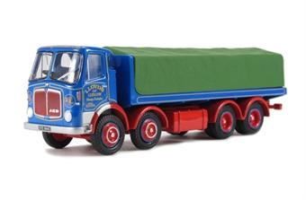 "34406 AEC MkV 4 axle flatbed ""Lloyds of Ludlow"""