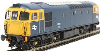 3459-2018 Class 33/1 33111 in BR blue