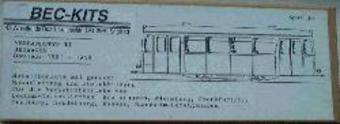 35 Verbandstyp 11 Beiwagen (trailer) 1950-56