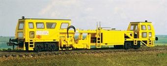 36-160A Plasser Tamper track maintenance machine (non motorised)