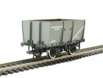 "37-452 16 ton slope side mineral wagon ""Boston Deep Sea Fishing, Fleetwood"""