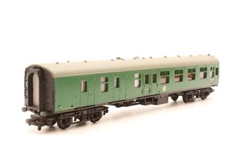 37122-PO09 Mk1 BSK in Southern Region Green - Pre-owned - black mark on one side - good box